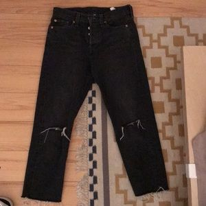 Denim - Levi's Wedgie Jeans